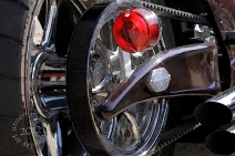SA S1201M Motorcycle Wheel
