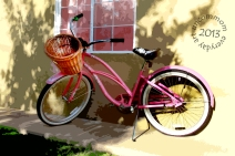 SA S1301B Pink Bicycle
